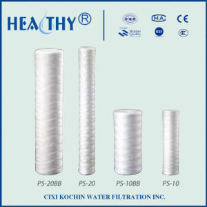 PP/Cotton String Wound Filter Cartridge pictures & photos