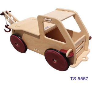 New Style Kid Wooden Ride on Car