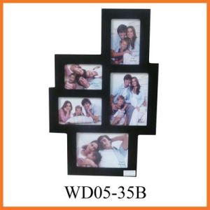 Wooden Photo Frame for Office (WD05-35B) pictures & photos