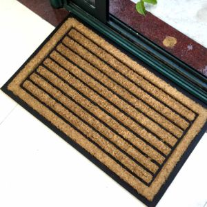 Rubberized Embossed Mouled Brush Rubber Backed Outdoor Coco Coir Coconut Fiber Door Mats  sc 1 st  Sanmen Yuanxiang Plastic u0026 Rubber Co. Ltd. & China Rubberized Embossed Mouled Brush Rubber Backed Outdoor Coco ...