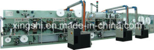 Professional Full-Servo High Speed Automatic Disposable Panty Liner Manufacturing Machine
