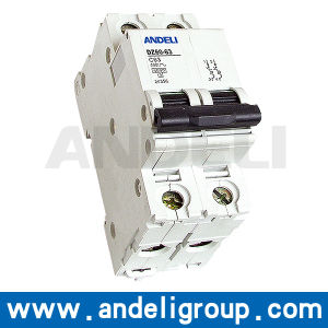 Electric MCB Miniature Circuit Breaker (DZ60-63) pictures & photos