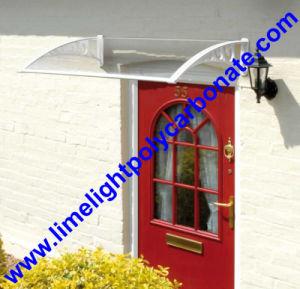 New Design Polycarbonate Awning Door Canopy Roof DIY Door Awning Polycarbonate Canopy & China New Design Polycarbonate Awning Door Canopy Roof DIY Door ...