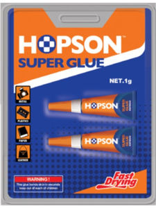 1g*2PCS/Card Aluminum Tube Super Glue (Double Blister) (HCA-D102) pictures & photos