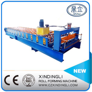 Hydraulic Wall Panel Ibr Roll Forming Machine pictures & photos