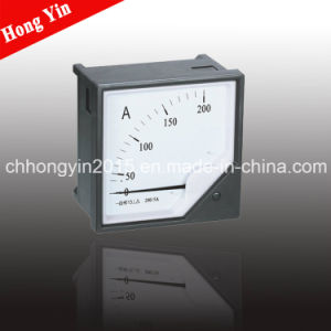 80*80 6c2-a Mounted Analog Panel Current Meter pictures & photos