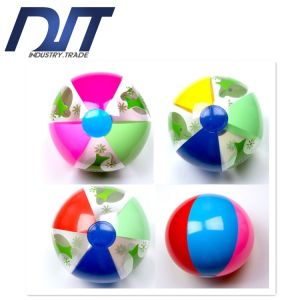 Custom Made 28mm Beach Ball for Pool Inflatable Dancing
