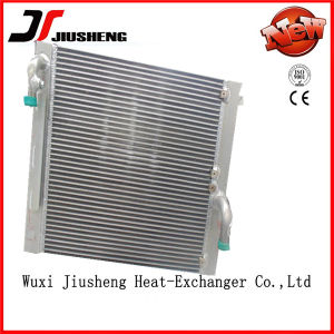 Air Cooled Plate Bar Aluminum Radiator Core, Aluminum Plate Fin Heat Exchanger