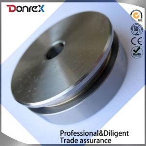 Precision CNC Machining Weld Flange Auto Part Made in China