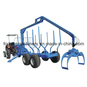 Hot Selling Log Loading Trailer