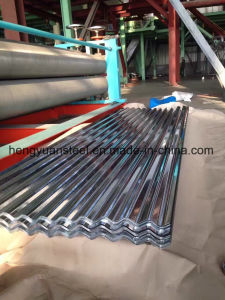 Full Hard Galvanized Corrugated Roofing Sheet for Roof Tile pictures & photos