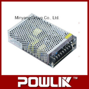 CE Warranty DC 5V 12V 24V Switching Power Supply Regulated Power Equipment