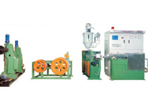 Power Cable Extrusion Production Line pictures & photos
