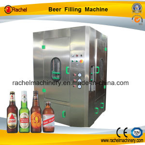 Automatic Small Beer Filler Line pictures & photos
