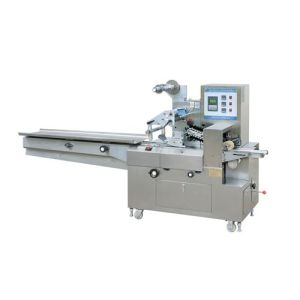 Flow Packaging Machine for Chocolate Bar Dxd-300 pictures & photos