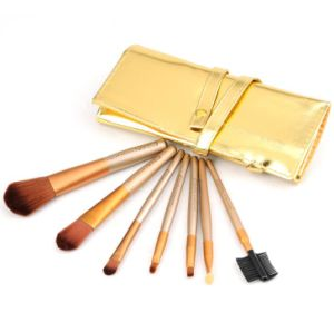 New Nk3 Synthetic Hair Makeup Brush Set with Case Costmetic Factory