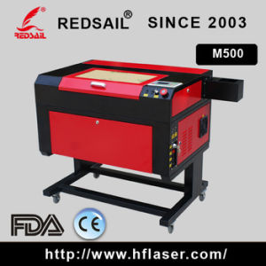 Acrylic, Leather, Wood, Paper Laser Engraving Cutting Machine (M500)
