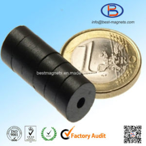 D11xd2.4X4.5 Y30bh High Quality Ring Shape Anisotropic Ferrite Magnet