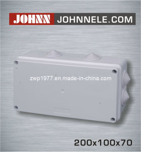 Plastic Enclosures Junction Box Plastic Screw Junction Box pictures & photos