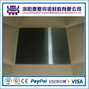 High Quality Polished Molybdenum Plates/Sheets or Tungsten Plates/Sheets with Good Price pictures & photos