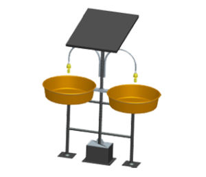 Solar Insect Killer Lamp (intelligent)