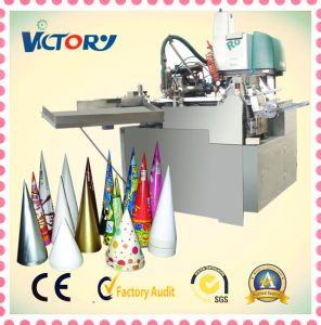 Sjb Ice Cream Paper Cone Sleeve Machine