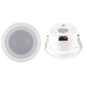 Ceiling Speaker 12-Inch PA System Coaxial Speaker (R154-5) pictures & photos