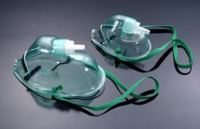 Disposable Medical Oxygen Mask