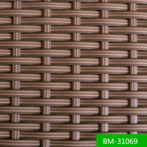 All-Weather UV-Resistant Basket Imitated Woven Rattan (BM-31069)