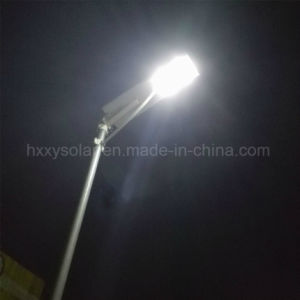 IP65 Best Price 3 Years Warranty 40W All in One Solar Street Light with CCTV Camera pictures & photos