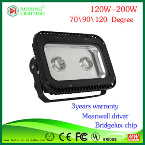 2014 Best Price High Quality Waterproof IP65 Outdoor Landscape Lamp Super Bright UL 120W LED Flood Light