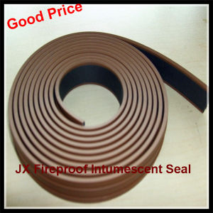 10times Expansion Ratio Fireproof Intumescent Seal Strip pictures & photos