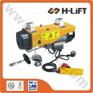 Mini Electric Wire Rope Hoist (EWH-E Type) pictures & photos