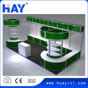 Trade Show Booth With Shelves : China ft modular display trade show booth with shelves