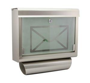 China Stainless Steel Mailbox Letterbox Post Box - China ...