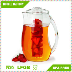 2.2L Acrylic Fruit & Ice Infusion Pitcher pictures & photos