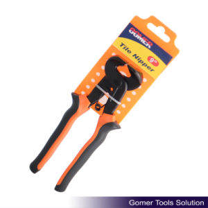 Tile Nipper with PVC Handle