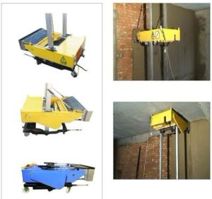 Cement Sand Plaster Machine