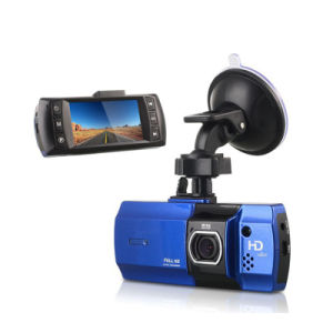 HD 720p 2.7 Inch Ltps Parking Monitoring Mode Autokamera Car Camera Recorder