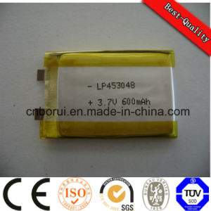 Rechargeable Li Po Battery 3.7V 6000mAh Lithium Polymer Battery for Smart Phone pictures & photos