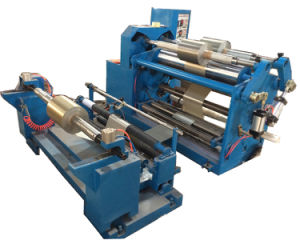 High Speed Plastic Film Slitting Machine (CE approved) pictures & photos