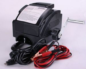 12V Reversible Electric Winch