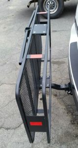 Cargo Rear Hitch Mount Luggage Carrier Basket pictures & photos