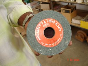Grinding Wheels for Chisel Bits and Integral Rod pictures & photos