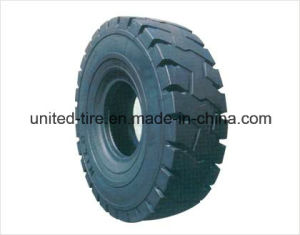 Industrial Port Tyre Designed for Forklift Trucks,