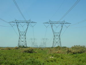 Transmission Tower 10-500kv