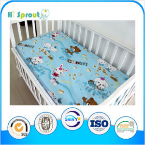 New Design Embroidery Baby Bed Sheets