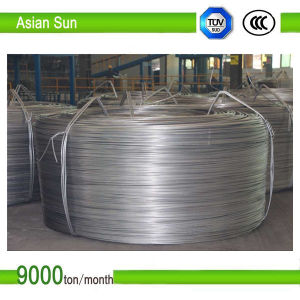 Ec Grade Good Quality Aluminum Wire Rod 9.5mm pictures & photos