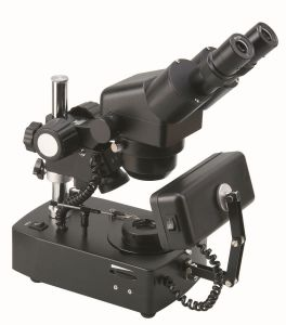 ZTX-E-ZB 10X-40X Diamond Microscope/Microscope for Diamond/Microscope for Gem pictures & photos