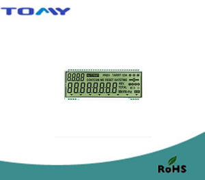 Tn Reflective LCD for Ammeter